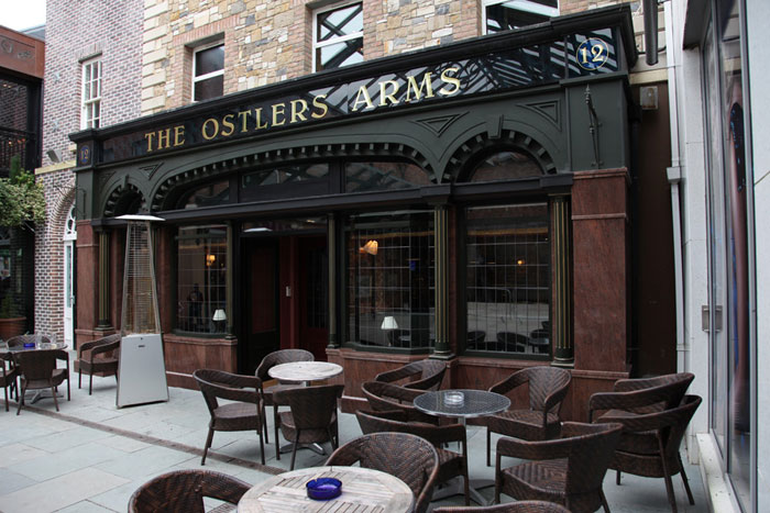 The Ostlers Arms, Omagh