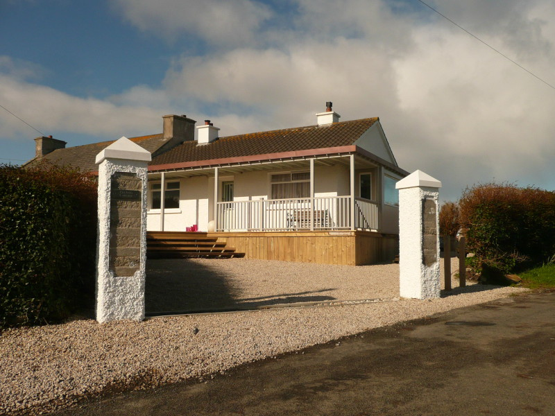Refurbishment of bungalow as a holiday home (Beach House)