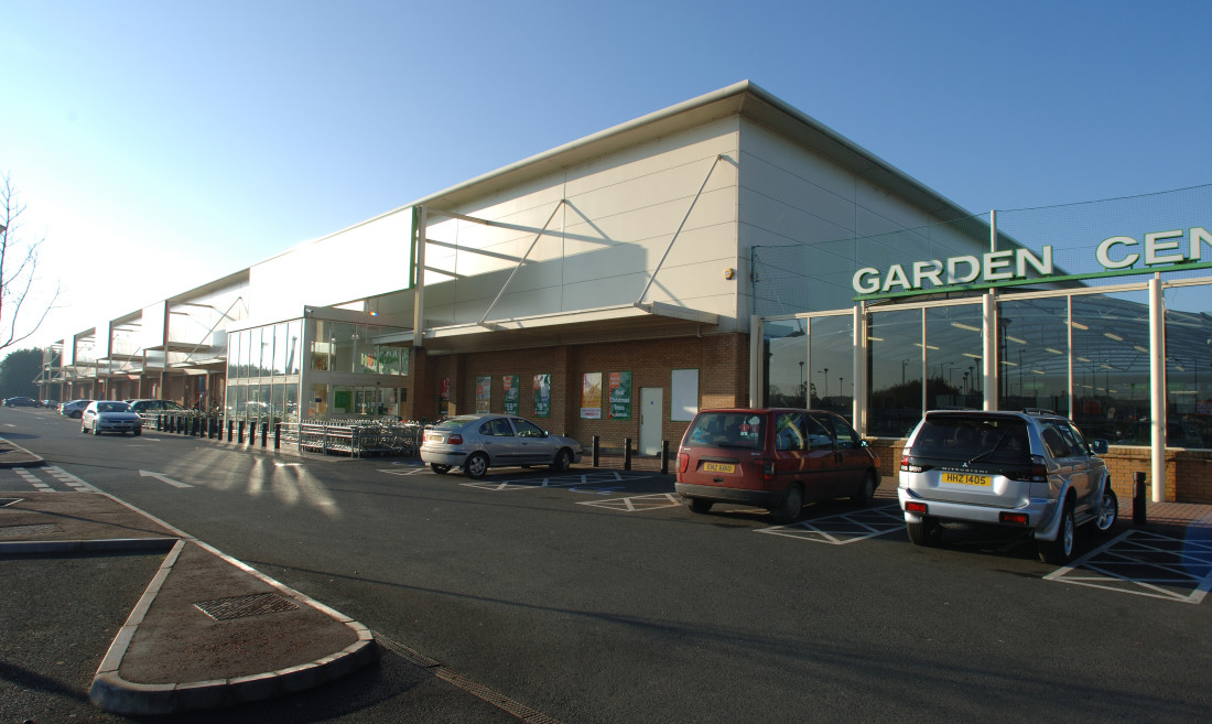 Retail Development – Great Northern Road, Omagh