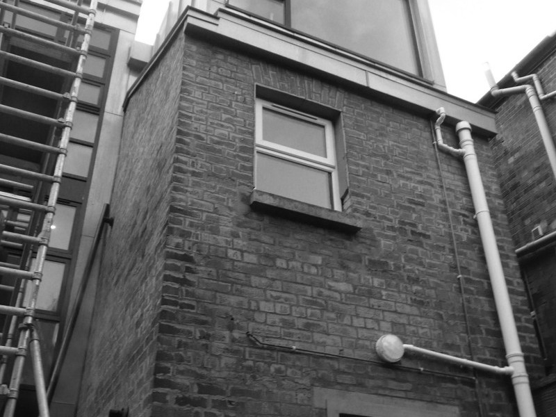 Conversation of Terrace House to Apartments Belfast 2