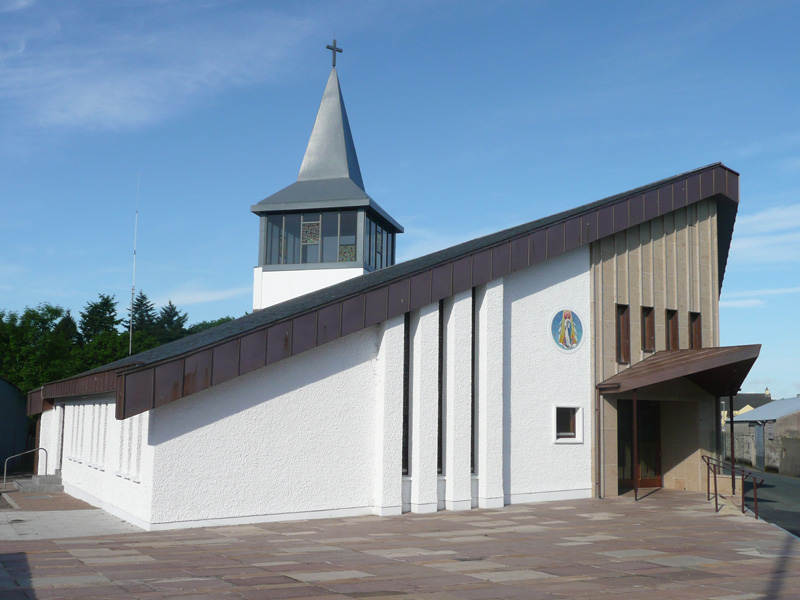 The Immaculate Conception, Ballygawley