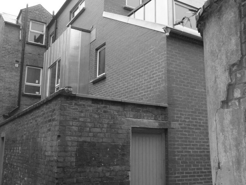Conversation of Terrace House to Apartments Belfast 1