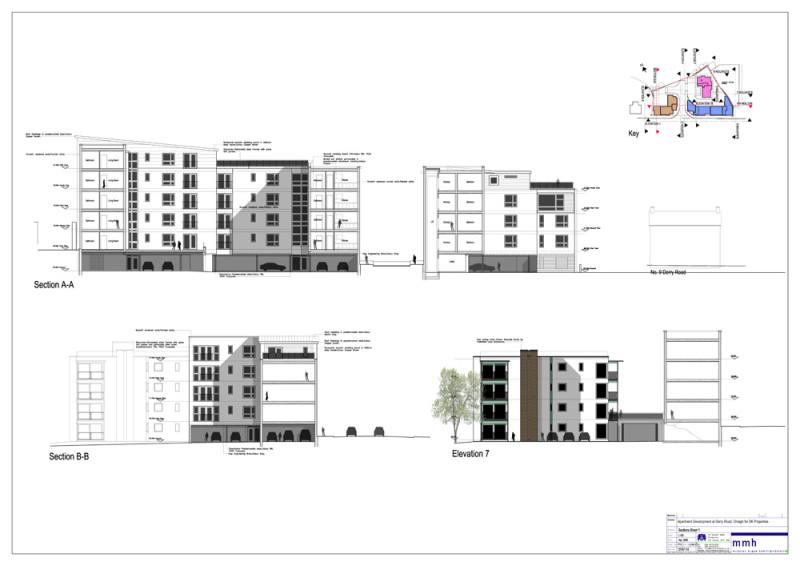 Apartment Development, Omagh