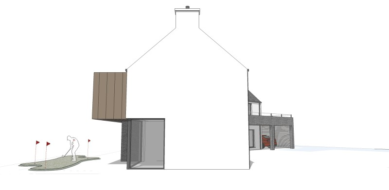 Replacement Dwelling at Old Dungannon Road, Ballygawley